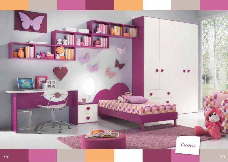Stunning camerette centro convenienza ideas - Camerette giessegi opinioni ...
